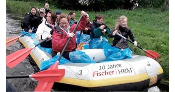 10 Jahre Fischer HRM