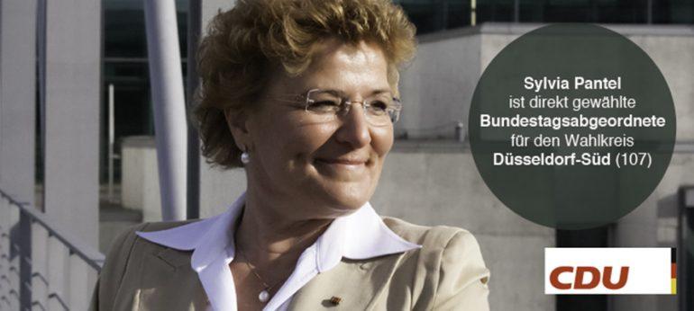 Sylvia Pantel MdB über ihr erstes Jahr im Bundestag